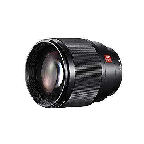 Viltrox objektiv,85mm F1.8-Autofokus objektiv für Sony, Vollformat, mittleres Teleporträt Prime-Objektiv für Sony E-Mount A9 A7R3 A7R2 A7M3 A7M2 A7S2 A6500 A6300 A6000 (E Mount für Sony Kamera)