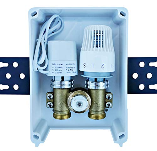 Heating-Instal Unibox/Regelbox RTL Ventil Rücklauftemperaturbegrenzung (RTL-Box4)