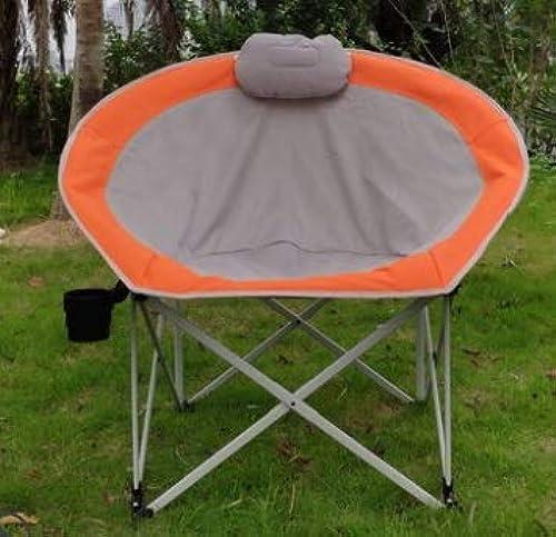 Slu17 Chaises de pêche Pliantes de Camping de Jardin de siège extérieur avec Porte-gobelets et Sac de Transport