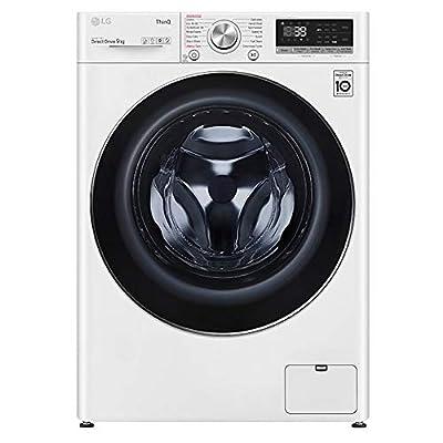 LG TurboWash™360 with Steam™ V9 F4V909WTSE 9kg Washing Machine