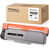 PINALL Brother TN2320 - Cartucce toner compatibili per Brother HL-L2310D L2350DN L2370DN L2375DW DCP-L2510D L2530DW MFC-L2710DN L2730DW L2750DW (nero)