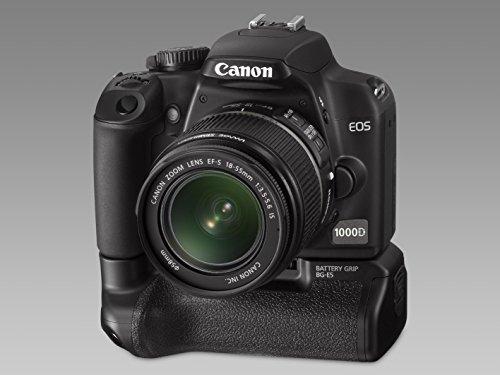 Canon EOS 1000D - Cámara Réflex Digital 10.1 MP (Objetivo EF 18-55 ...