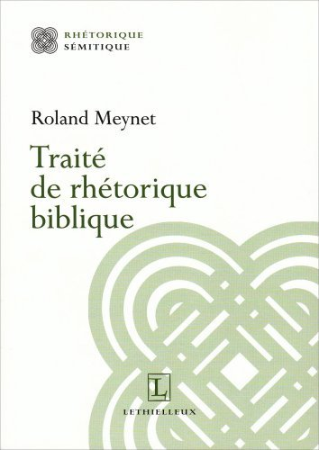 Traité de rhétorique biblique PDF Books