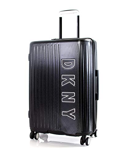 DKNY Blaze DH418BE9, Luggage-Suitcase, ABS, Black, 25'