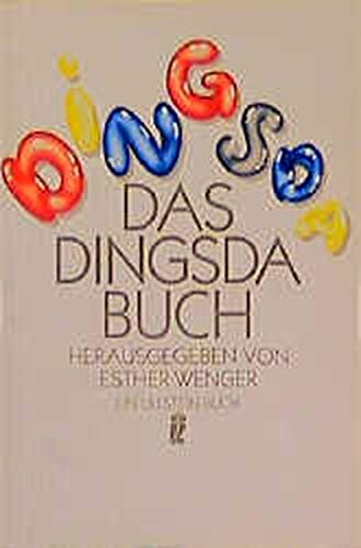 Das DINGSDA - Buch.