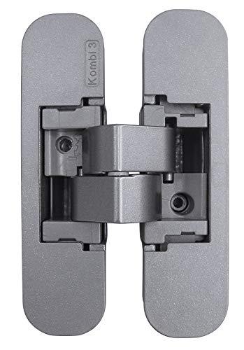 Cerniera invisibile per porte a battente KOMBI 3 K1000