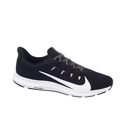 Scarpe Nike Track & Field Uomo, Nero/Bianco, 46 EU