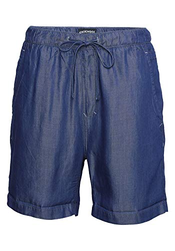 Chiemsee Damen Shorts Woman, Black Iris, M