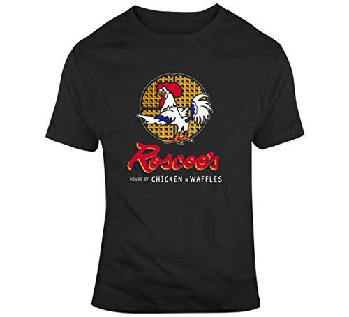 Kinhevao Roscoes Chicken and Waffles T Shirt
