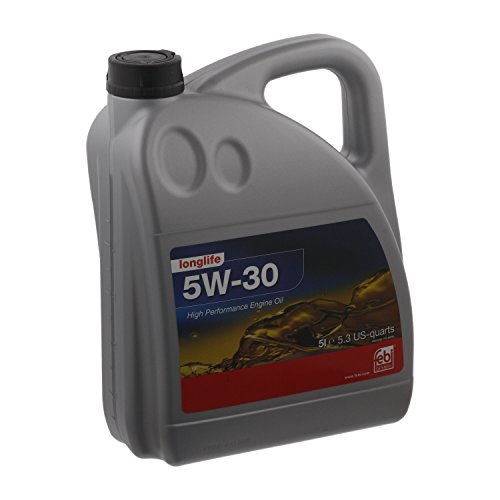 febi bilstein 32943 Motoröl SAE 5W-30 Longlife , 5 Liter
