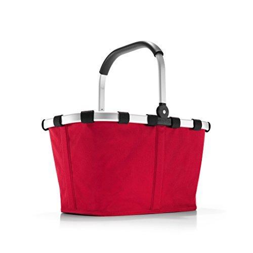 reisenthel carrybag red Maße: 48 x 29 x 28 cm/Volumen: 22 l
