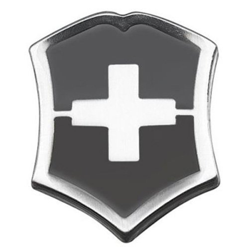 Victorinox 4.1888.3 V41888.3 Emblem Pin, Noir