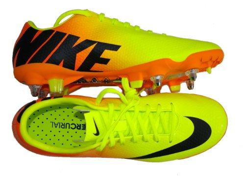Nike Mercurial Veloce SG Pro - Zapatillas de fútbol Amarillo Size: 40 EU