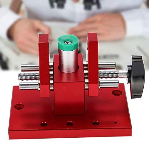 Abridor de reloj a presión Abridor de banco de trabajo abierto de forma segura con diseño ergonómico para el trabajador de reparación de relojes