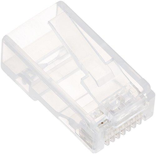 エレコム ツメの折れないLANコネクタ Cat6 LD-6RJ45T10/T ELECOM
