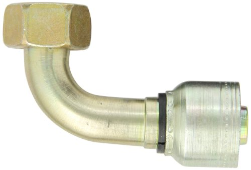 Details about  / AEROQUIP JIT 8 x 8 Hose  Reusable 90-Elbow  Hydraulic Hose Fitting  1//2 x 1//2