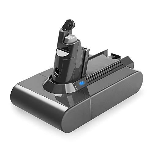 pas cher un bon Batterie de remplacement FLYLINKTECH 2200mAh V6 Dyson DC62 DC59 DC58 DC61 Batterie Dyson V6…