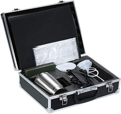 DDH Kit de restauración de Faros del Coche, Kit de reparación de Faros de automóvil, Herramienta de reparación de Faros de Pulido, Kit de Limpieza de automóviles-US decisive Headlight Suit