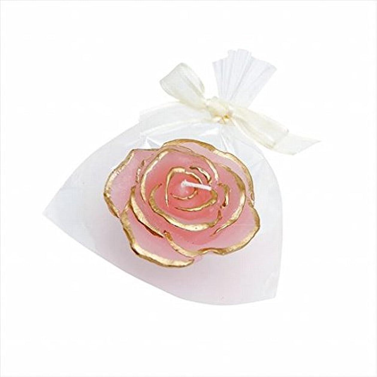 プロット海外合金カメヤマキャンドル(kameyama candle) プリンセスローズ 「 ピンク 」