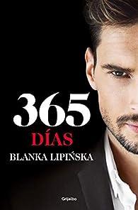 365 días  par Blanka Lipinska