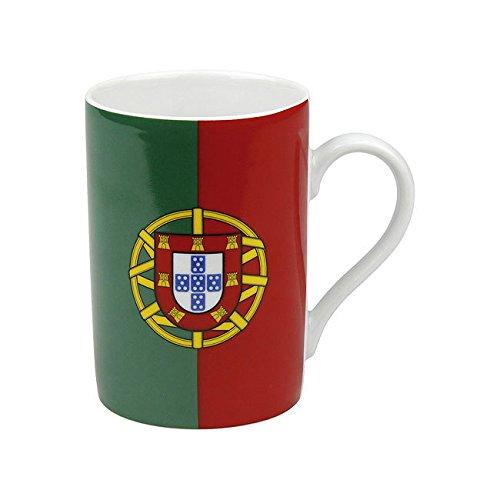 Könitz Becher Flaggen Portugal