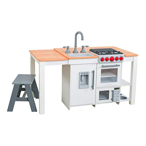 Chef's Cook & Create Kitchen with EZ Kraft Assembly