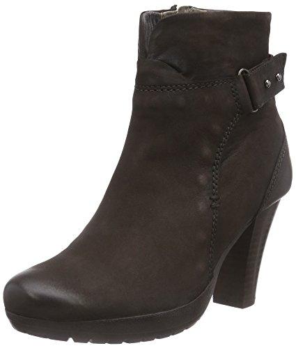 Marc Shoes Dames Elba korte schacht laarzen, bruin (t.d.Moro 490), 42 EU