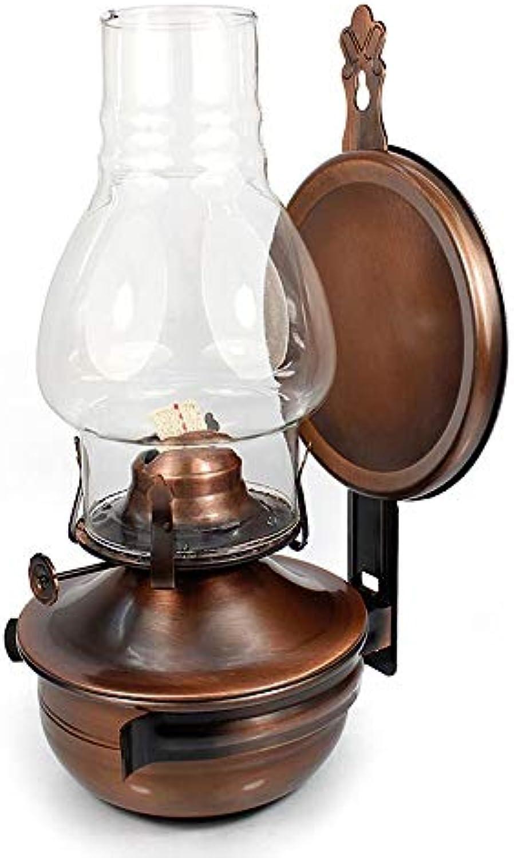 SDK Klassische Kerosinlampe Einstellbare Dochtlampe Stromausfall Notlicht Benutzerdefinierte llampe Nostalgie Paraffinlampe Kreativitt Laterne Wandmontierter Kerosinbrenner