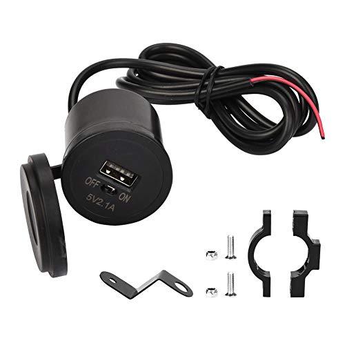 USB-oplaad-mobiele telefoon opladen, 12/24 V motor driewieler USB-oplaad-netsnoer mobiele telefoon opladen verandert 2,1 A of driewieler motor