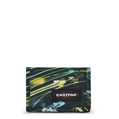 Eastpak Crew Single - Geldbörse, 9.5 cm x 13.5 cm, Mehrfarbig (Blurred Lines)