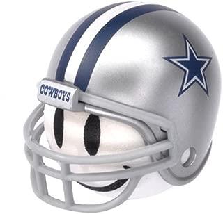 Cowboys Football Car Antenna Topper/Rear View Mirror Dangler + Yellow Smiley Antenna Ball