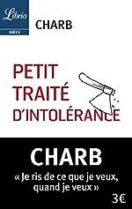 Petit traité d'intolérance - Les fatwas de Charb de Charb