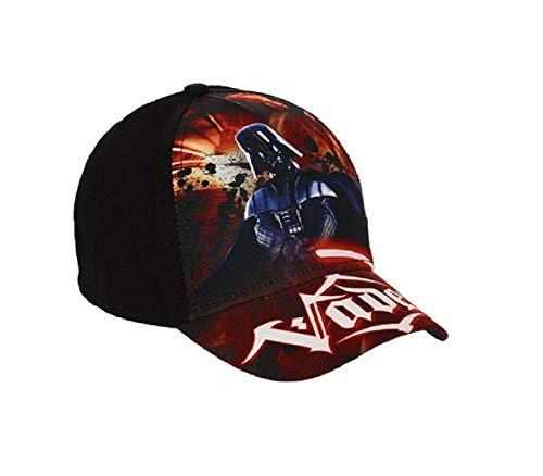 Disney Kinder Star Wars Darth Vader Kappe Unisex Jungen Mädchen Mütze Baseball Cap Cappy