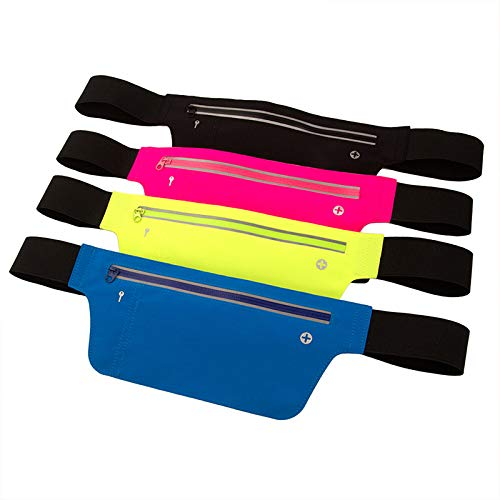 SHEDRWE Multifunción Ciclismo Running Hip Money Belt