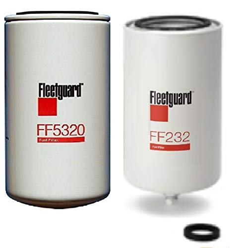 FF5320 FF232 Kit Fleetguard Replacement Filters for FASS I Replaces FF3003 FS1001
