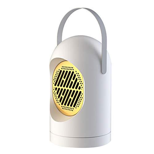 Tomaibaby Mini Calentador Pequeño Espacio Calentador Personal Radiador Calentador Calentador de Aire...
