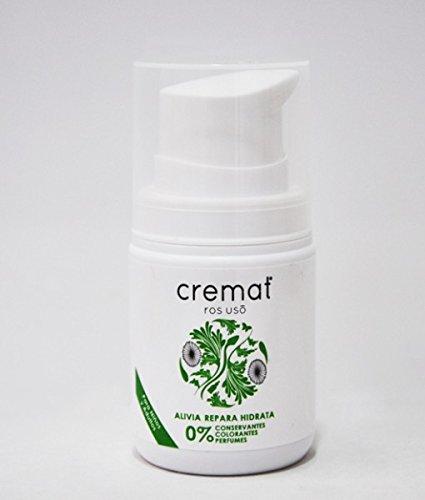 Cremat pomada. Crema reparadora para quemaduras, rojeces, irritaciones y pieles sensibles ·