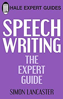 Book's Cover of Speechwriting: The Expert Guide (Hale Expert Guides) (English Edition) Versión Kindle