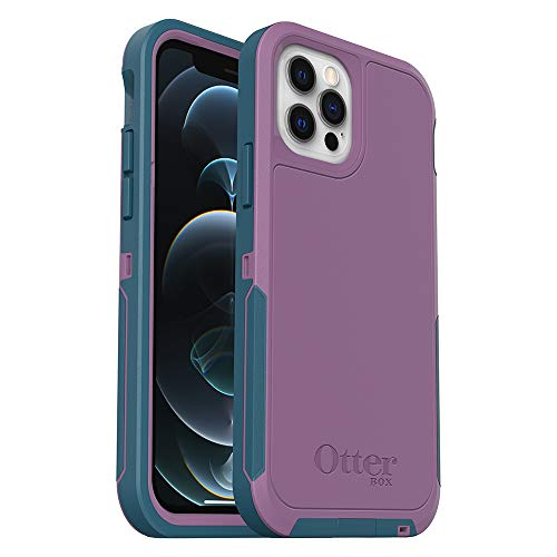 OtterBox Defender Series XT SCREENLESS Edition Case for iPhone 12 & iPhone 12 Pro - Lavender Bliss