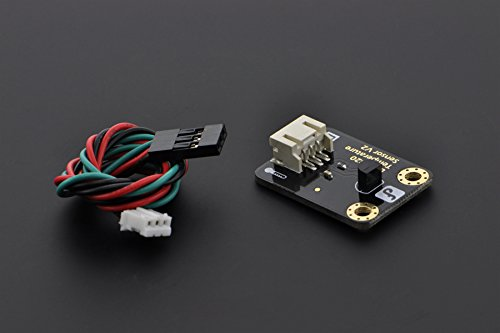 DFRobot Gravity: DS18B20 Temperature Sensor (Arduino Compatible)