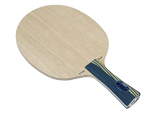 Stiga Energy WRB (Master Grip) Table Tennis Blade, Wood, One Size