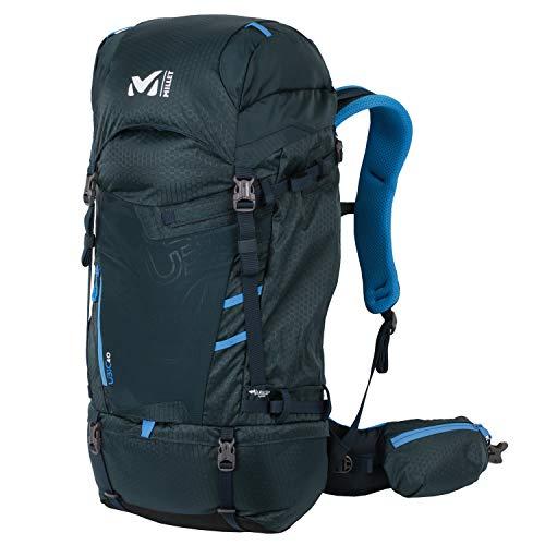 Millet – Ubic 40 – Sac à Dos pour Homme et Femme – Randonnée et Trekking – Volume Moyen 40 L – Orion Blue (Bleu Marine)
