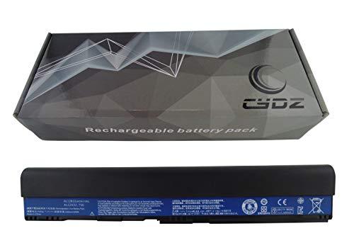 5200mAh 11,1V Batería AL12B32 AL12B31 AL12B72 para Acer Aspire One 725756 V5-171,C7 Chromebook,C710 Chromebook,TravelMate B113 B113M B113-M