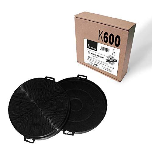 KKT KOLBE K600 Aktivkohlefilter - für/Baumatic und diverse