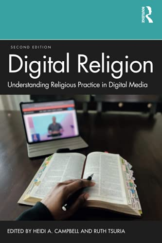 Compare Textbook Prices for Digital Religion 2 Edition ISBN 9780367272364 by Campbell, Heidi A.,Tsuria, Ruth