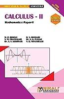 CALCULUS -- II [2 Credits] Mathematics: Paper-II