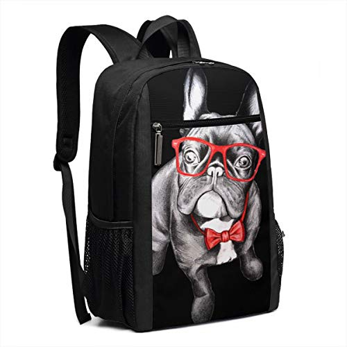 Best Ideas About Dog Art School Rucksack College Bookbag Lady Travel Backpack Laptop Bag for Boys Girls