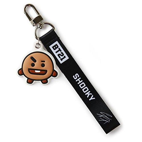 Idolpark Gift Netmarble BTS Official Halloween Acrylic Keychain