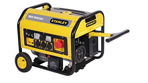 STANLEY Stromerzeuger SG 5500