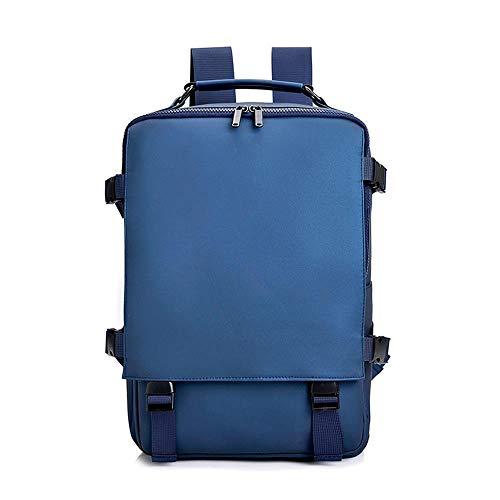 Good feeling zm Outdoor wasserdichte Männer Laptop Tablet Tasche Sport Wanderrucksack Reise Blau 17 Liter